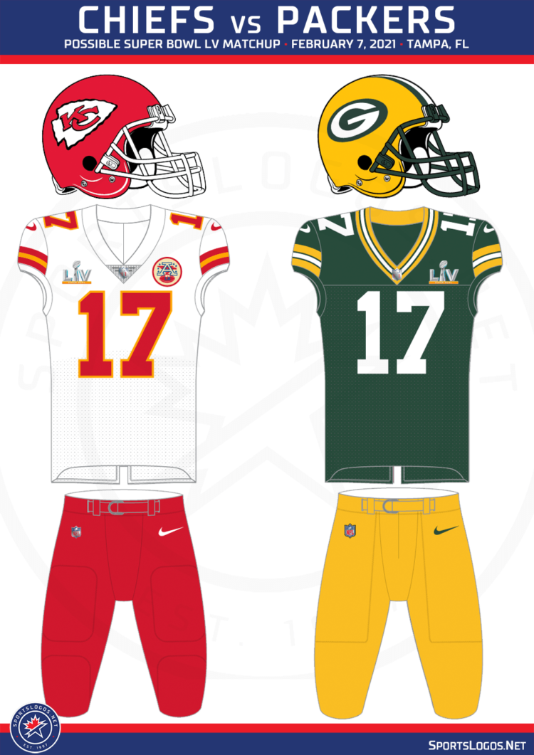 What Uniforms will we see in Super Bowl LV? – SportsLogos.Net News