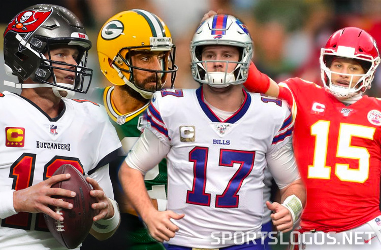 Bills-Chiefs, Bucs-Packers, Who's Wearing What in the Conference Championships
