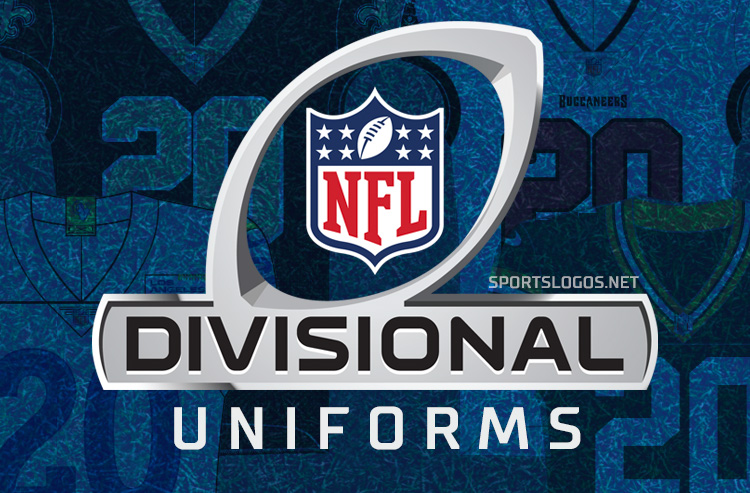 NFL Divisional Round Uniform Matchups