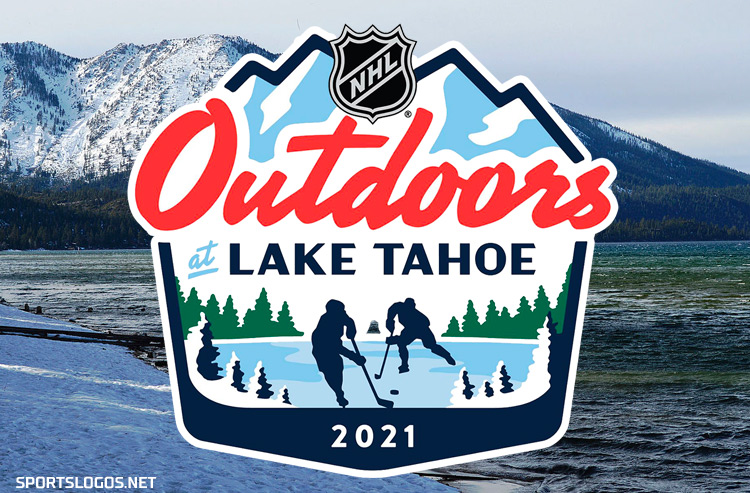Retro Uniforms for NHL Outdoors at Lake Tahoe 2021