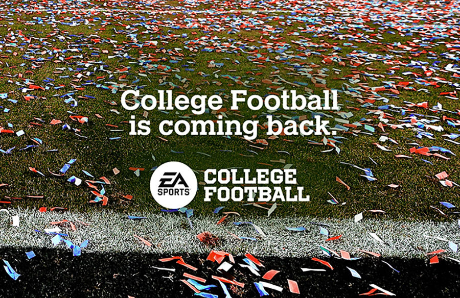 EA Sports Announces Return Of College Football Video Game