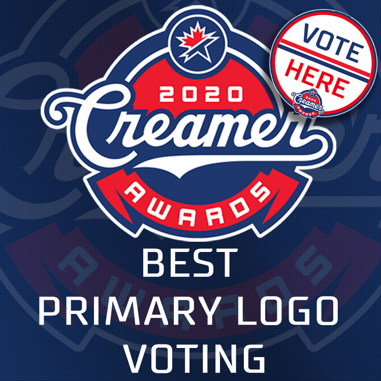 Vote Now! 2020 Creamer Awards Best Primary Logo