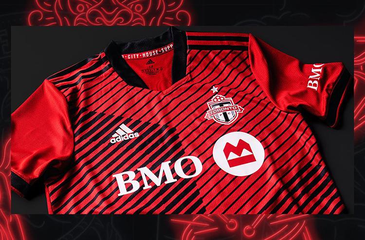 Toronto FC Introduce 2021-22 Home 'A41' Kit