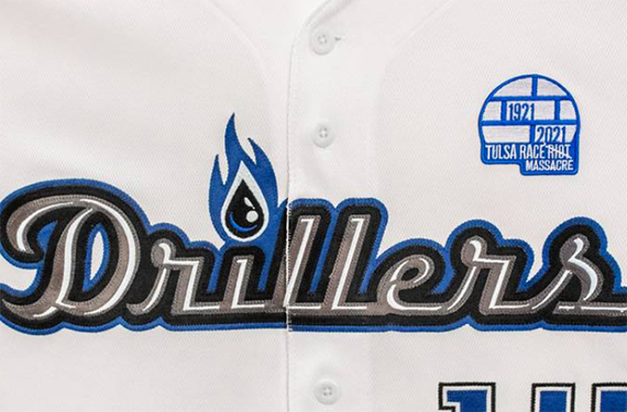 Tulsa Drillers to Wear Patch Honoring Victims of Race Massacre