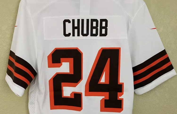 Cleveland Browns' 1946 Throwback Jersey Leaks On eBay ...