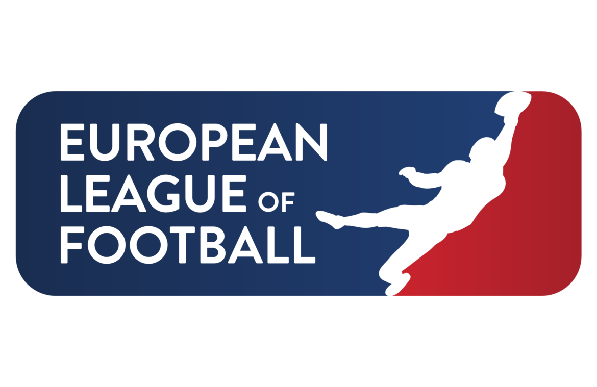 European League Of Football Unveils Logo For Inaugural Season
