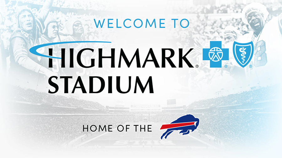 Buffalo Bills, Highmark Reach Stadium Naming Rights Deal