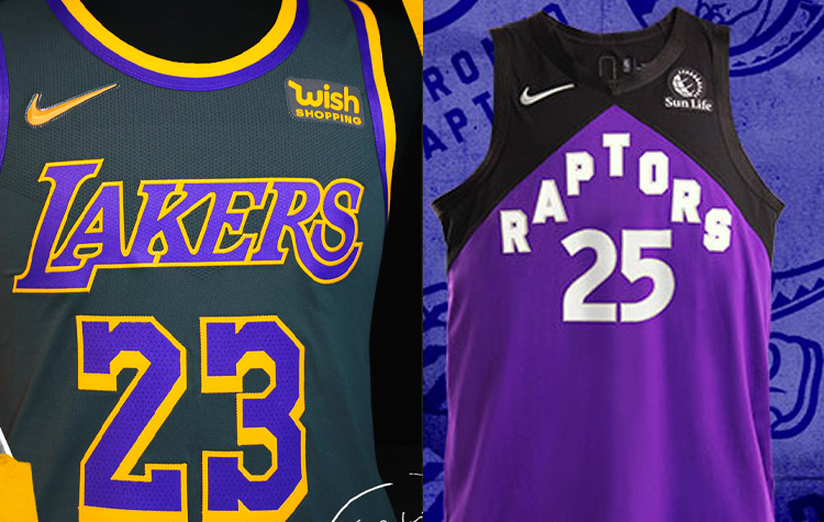 NBA Reveals All 2021 Earned Edition Uniforms