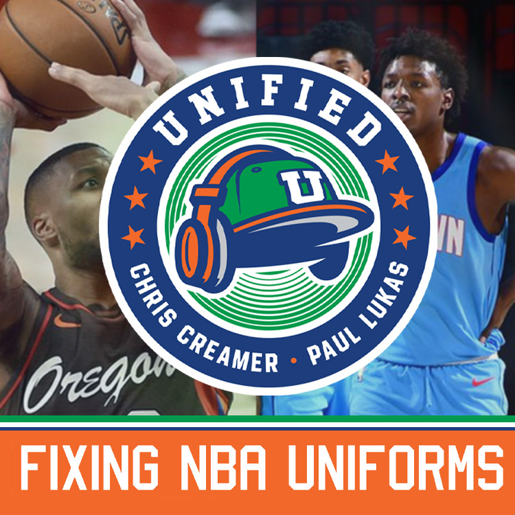 Unified: Fixing the NBA Uniform Mess