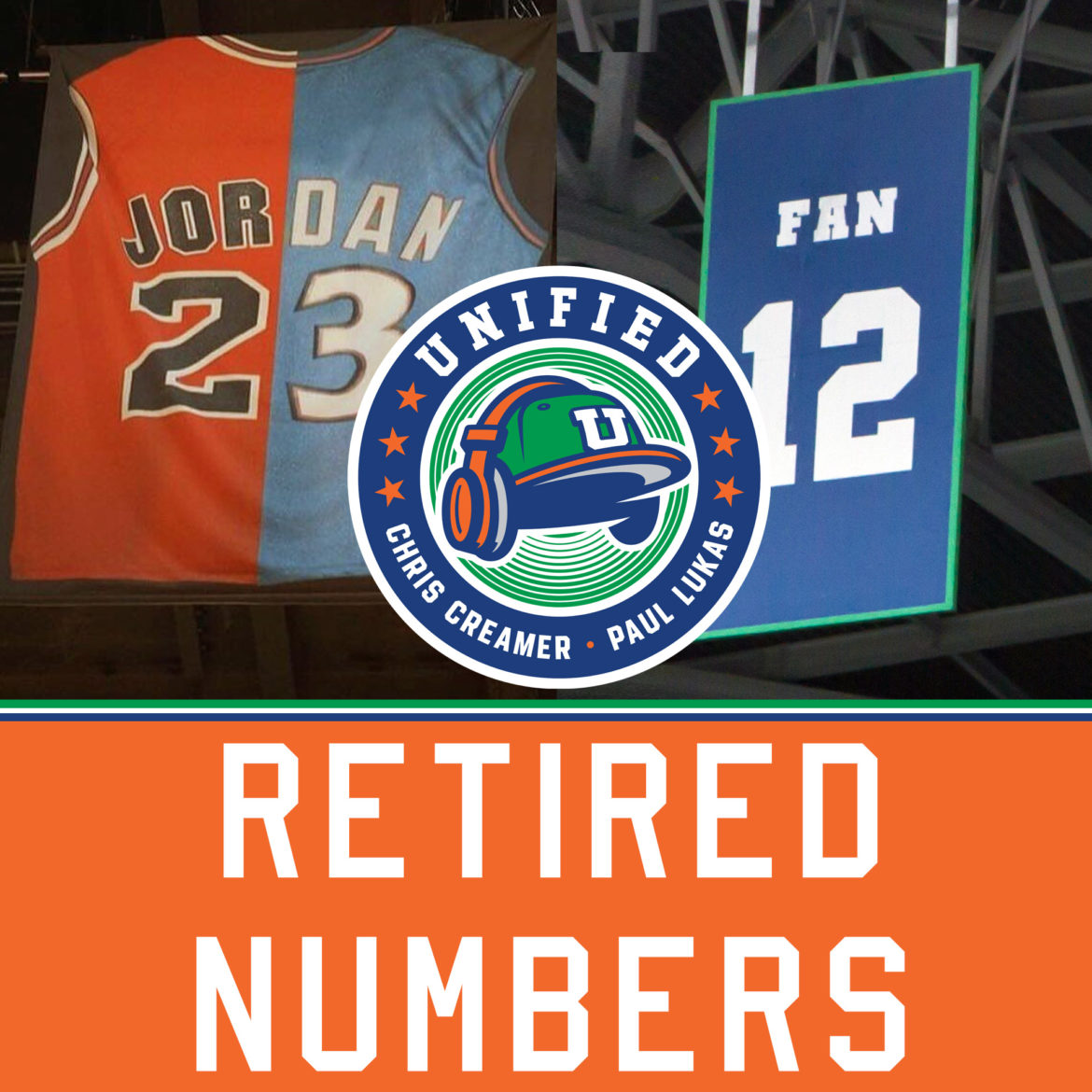 The Unified Show: Retired Numbers