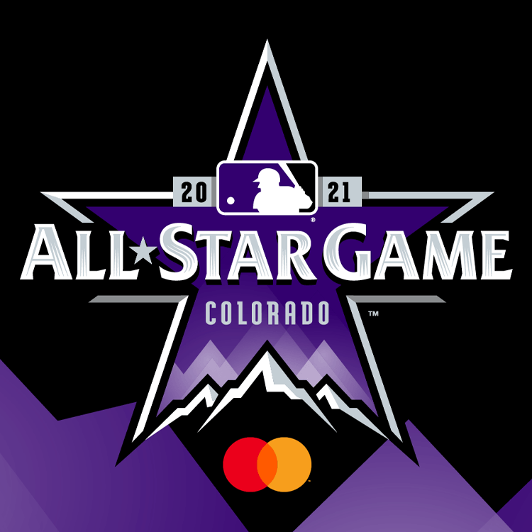 MLB Unveils New Logo for 2021 All-Star Game, hosted by Colorado Rockies
