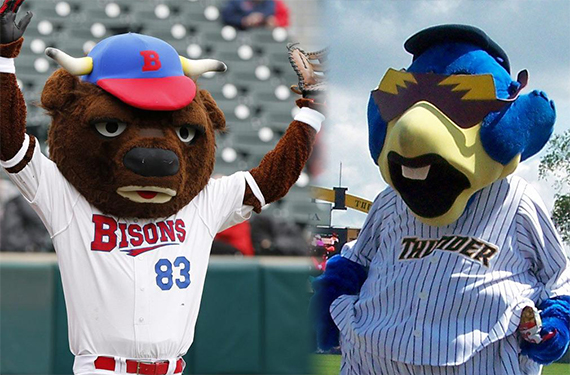 A Match Made in New Jersey: Bisons to play as Trenton Thunder
