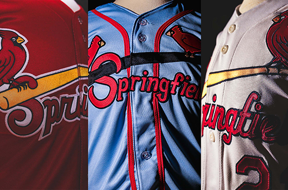 Springfield Cardinals unveil classic-feeling uniforms