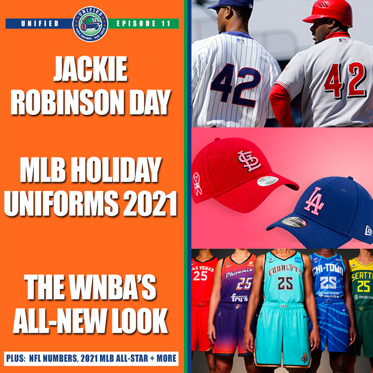 Unified: Jackie Robinson Day, MLB Holiday Uniforms 2021, and more
