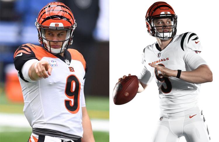 Cincinnati Bengals Unveil New Uniforms – SportsLogos.Net News