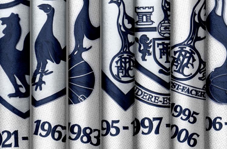 Tottenham Hotspur Celebrates 100 Years of Cockerel Crests