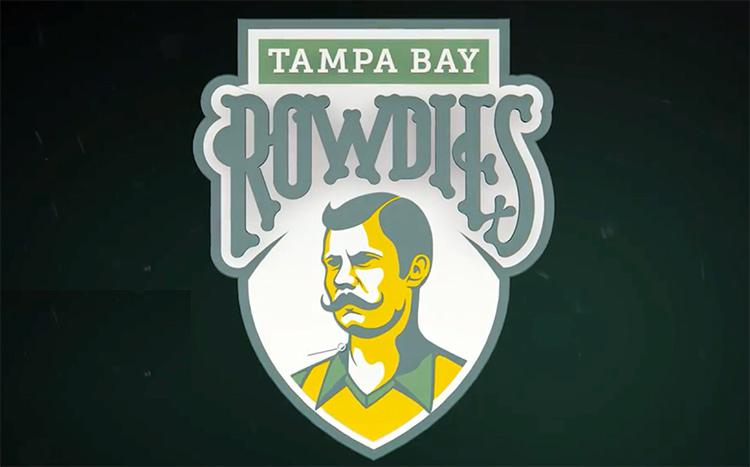 USL's Tampa Bay Rowdies Unveil New Crest, Kits