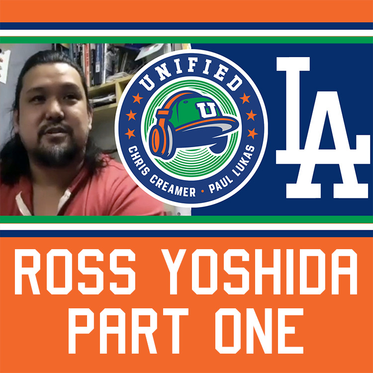 The Unified Show: Interview with Ross Yoshida (Part 1)