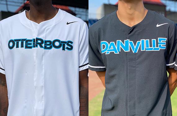 """Danville Otterbots unveil """"cold"""" uniforms"""