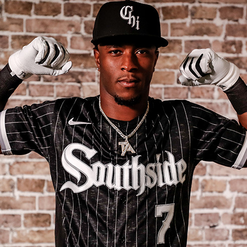 """White Sox Wearing New """"Southside"""" Uniforms Today"""
