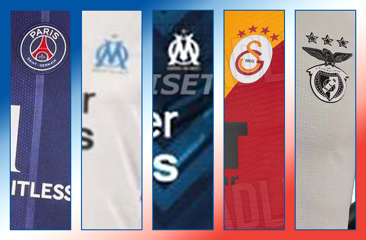 French Club Jerseys for 2021-22 Among Many to Leak Online
