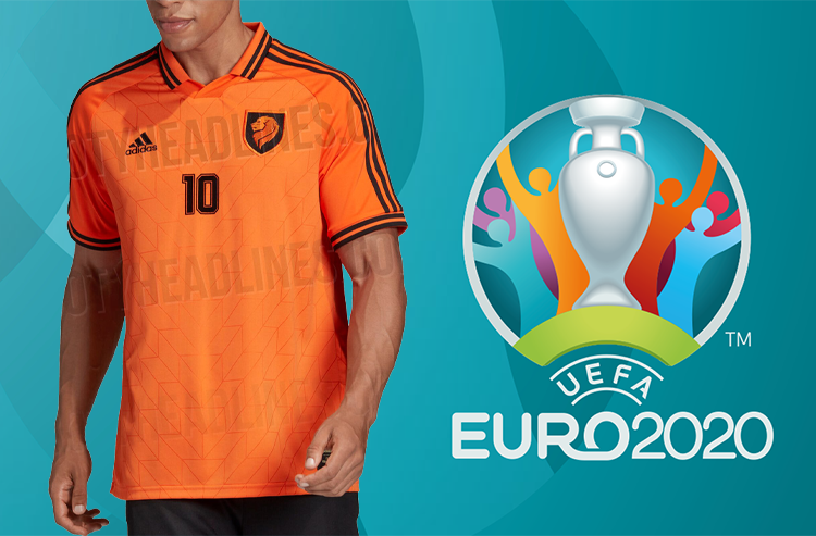 Adidas Releases Jerseys for Euro 2020 Host Cities (and Then Some)