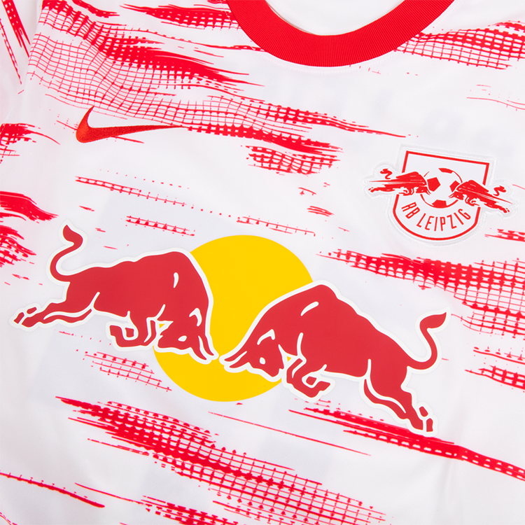 'You Can Do Anything': RB Leipzig Hopes to Inspire with 2021-22 Home Jersey