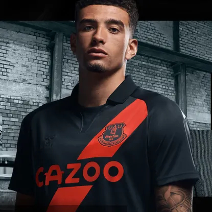 Everton Reaches Way Back Into Their History for 2021-22 Away Kit Inspiration