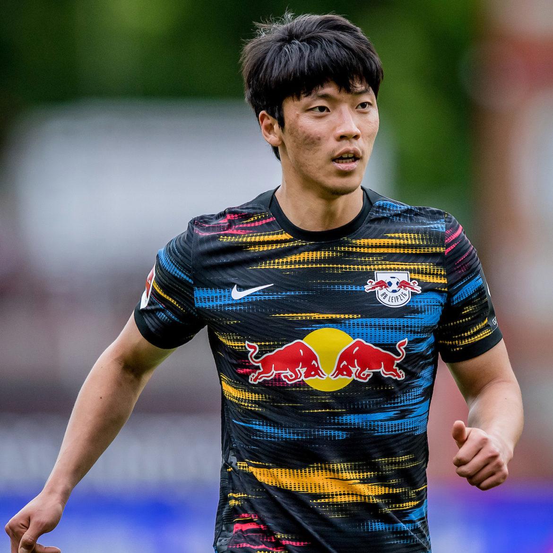 RB Leipzig Break Out New Away Kit in Bundesliga Finale