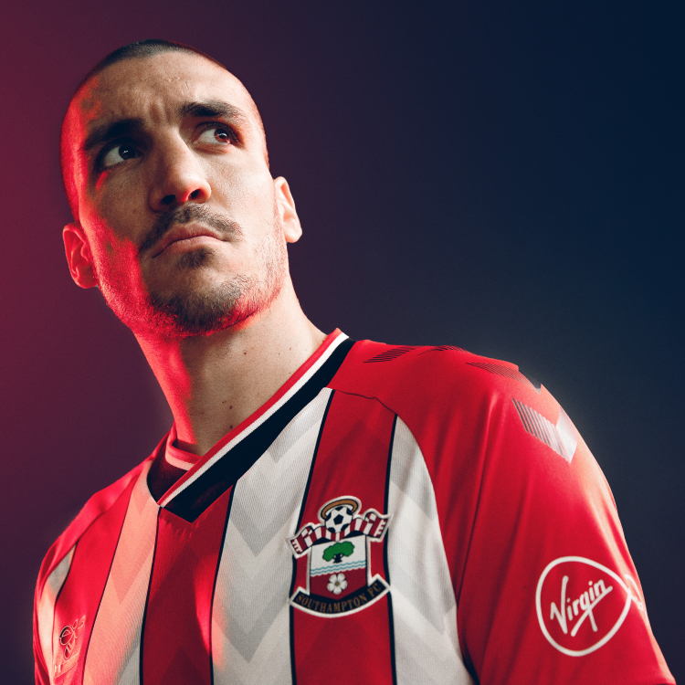 Southampton FC Unveil New Home Kit Chock Full of Features, Including AR Integration