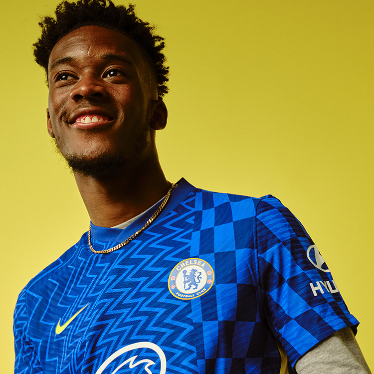 Chelsea Unveil '60s-Inspired Home Jersey for 2021-22