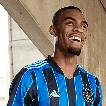 Ajax Debuts 2021-22 Away Kit in League Match