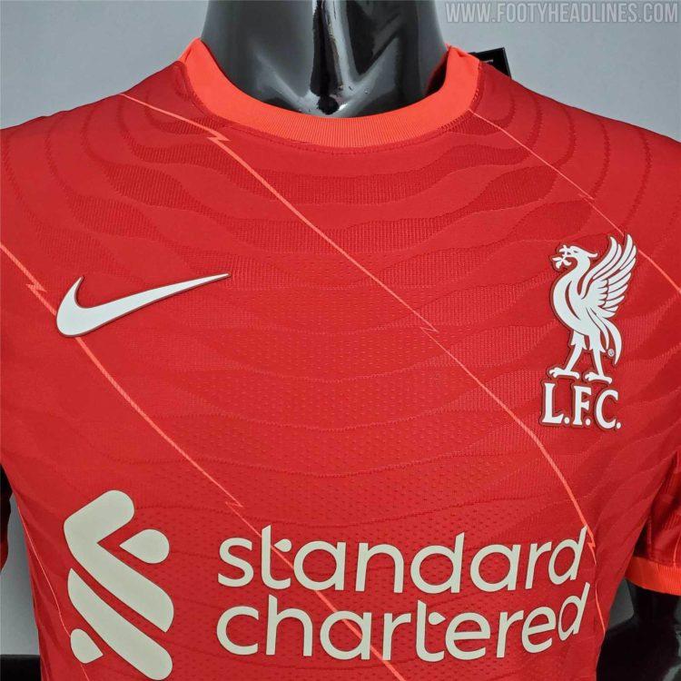 Leaked New Liverpool Chelsea Man City Jerseys For 2021 22 Sportslogos Net News