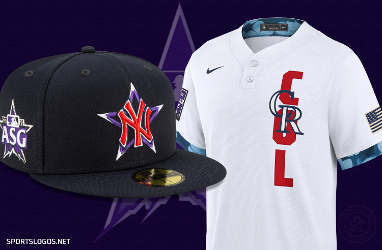 2021 MLB All-Star Game Uniforms Unveiled, Worn In-Game for First Time