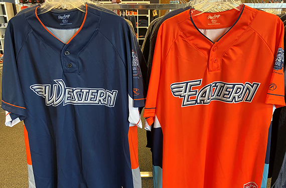Hot Rods to wear jerseys from All Star Game that never was
