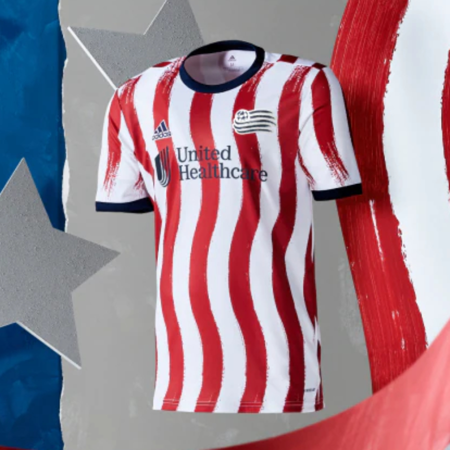 MLS Releases Radical '90s-Inspired Pre-Game Jerseys in Time for 4th of July