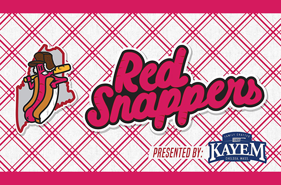 Portland Sea Dogs to play as Red Snappers in National Hot Dog Month