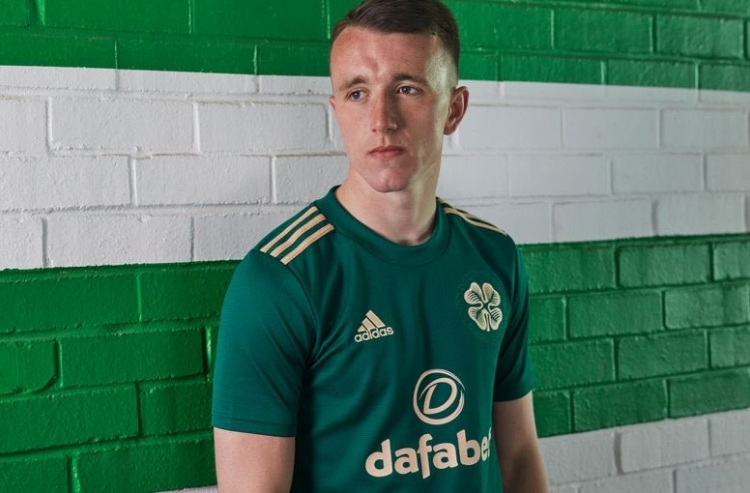 Wearing of the Green: Celtic FC Unveil 2021-22 Away Kit ...