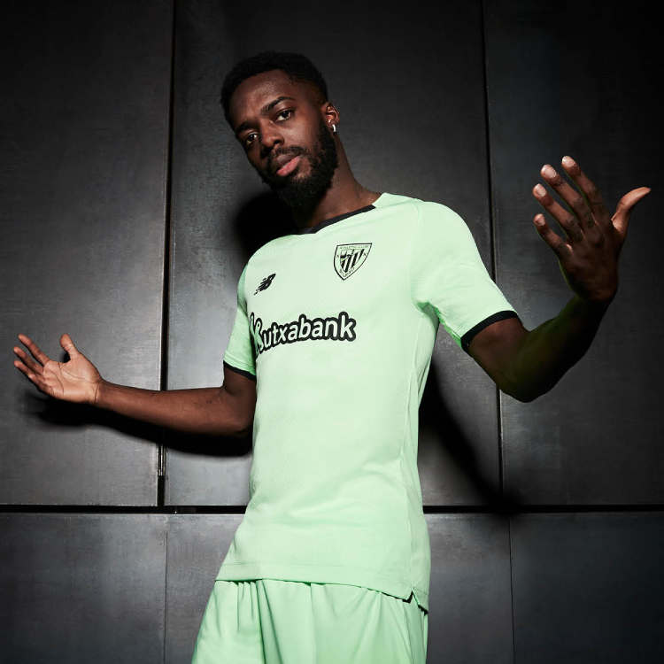 Flash Point: Athletic Bilbao Releases Neon Green Away Kit for 2021-22