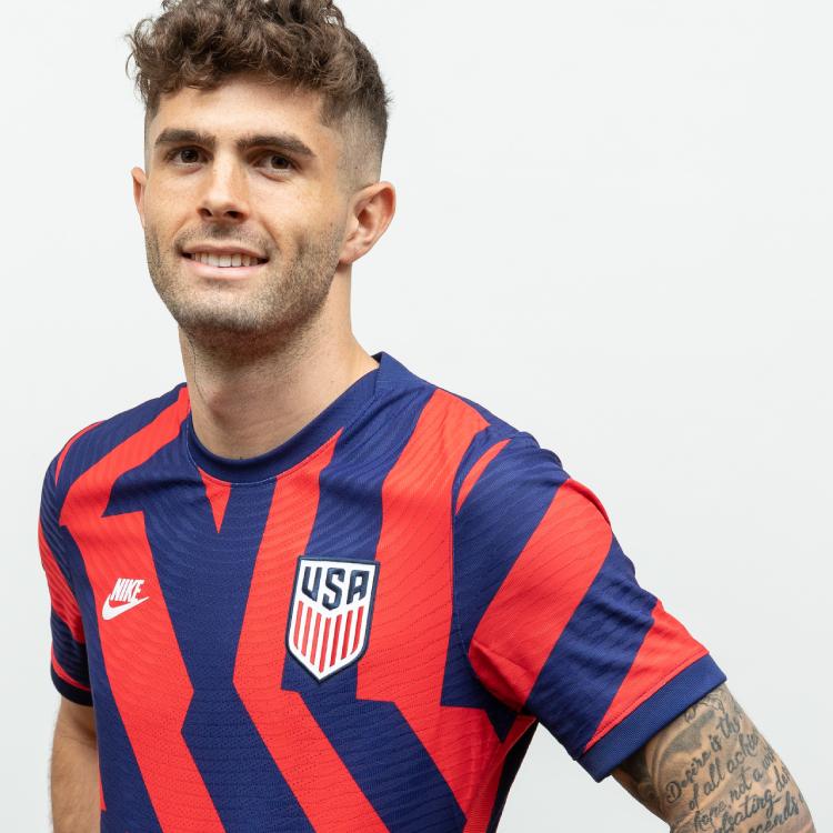 Stars in Stripes: U.S. Soccer Unveils New Away Kit