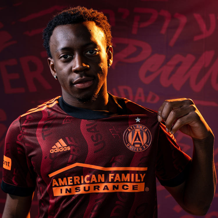 ATL Together Now: Atlanta United Launches New 'Unity' Third Kit