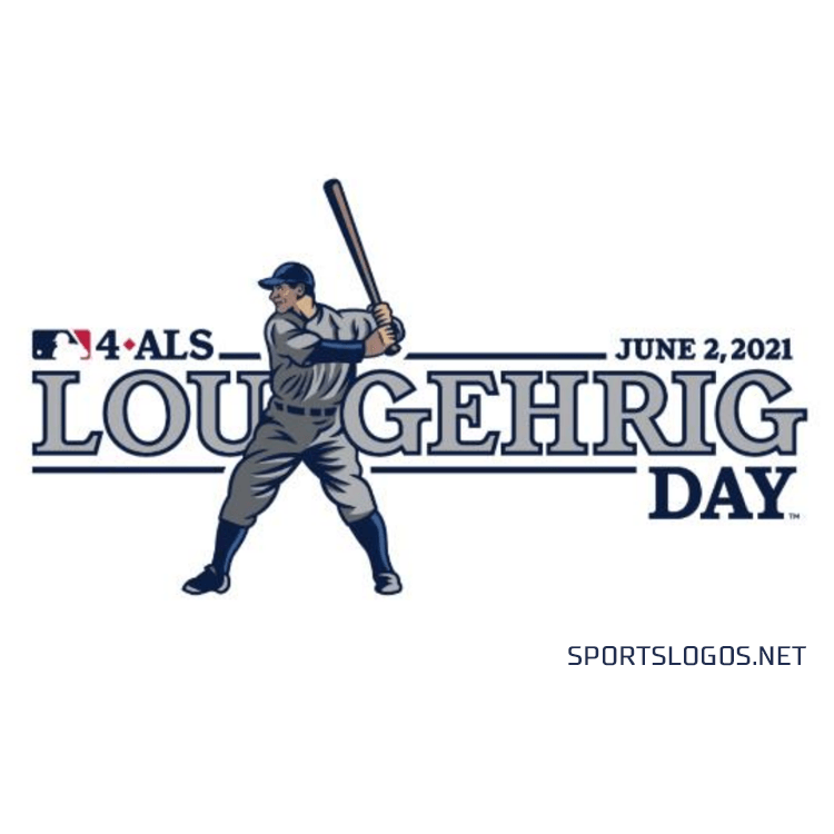 Baseball Celebrates Lou Gehrig Day with Patches, ALS Fundraising on June 2