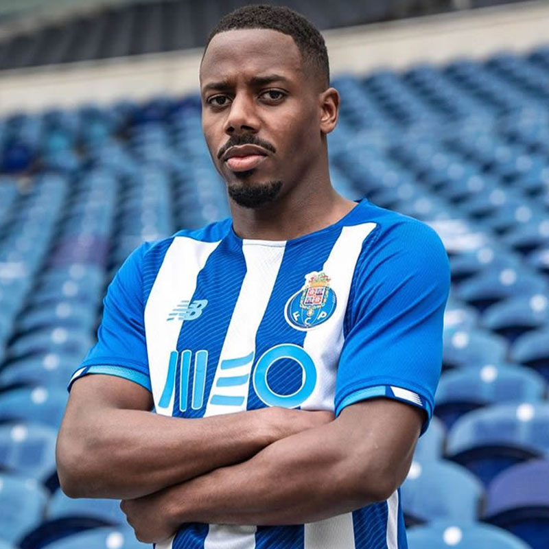 FC Porto Put a New Slant on Their Traditional Home Kit for 2021-22