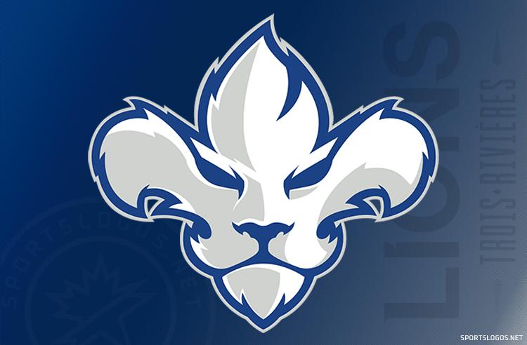 ECHL's New Trois-Rivières Lions Announce Name, Unveil Logos