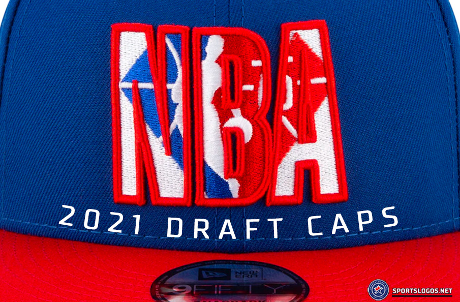 """The 2021 NBA Draft """"On-Stage"""" Cap Collection"""