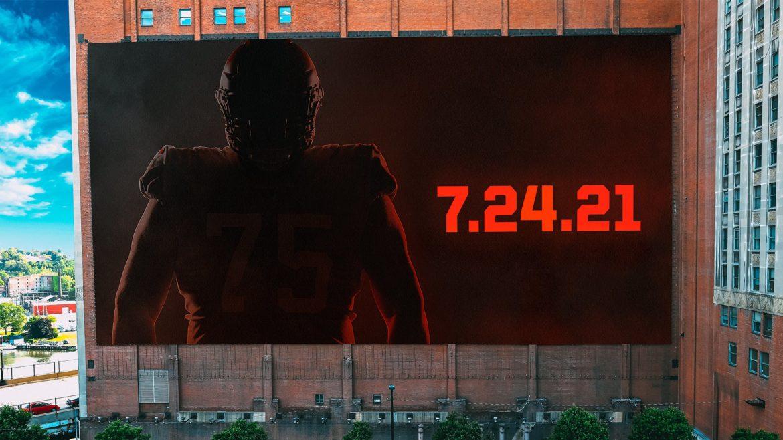 Cleveland Browns Tease July 24 Uniform Unveiling