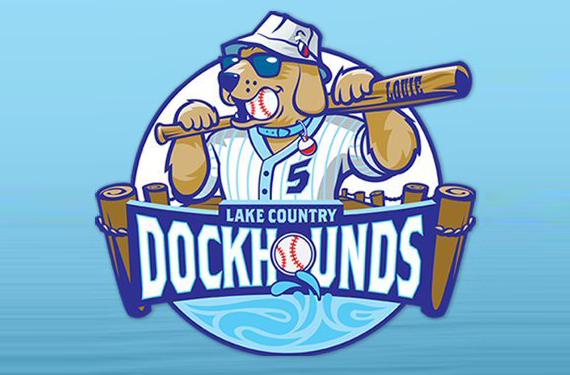 Lake Country DockHounds unveil logo