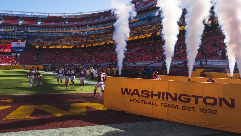 Washington Football Team Not Considering Warriors For New Nickname