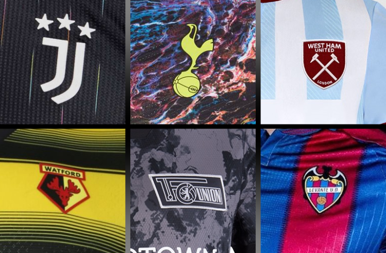 Juve Get a Little Crazy, Spurs Get a Lot Crazy with Away Kits – Plus Other 2021-22 Releases From Around Europe