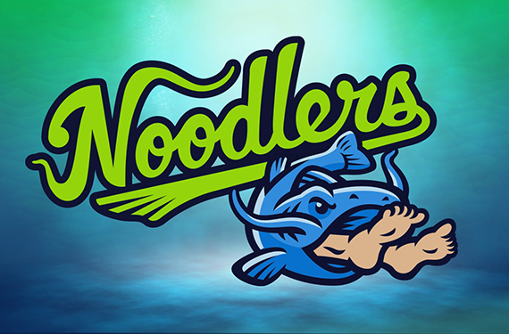 """Tulsa Drillers celebrate """"noodling"""" with alternate identity"""